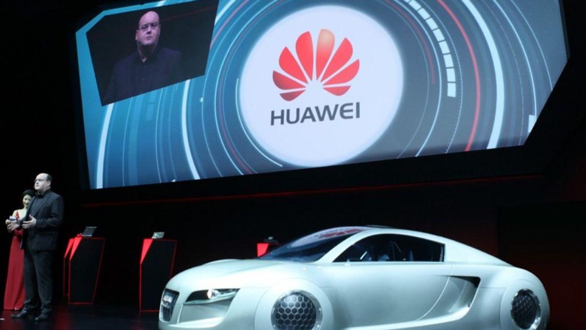 Các công ty công nghệ lớn của Trung Quốc sẽ thúc đẩy tốc độ phát triển của các mẫu xe điện thông minh nhanh hơn và cả sự xuất hiện của xe tự hành nhờ nguồn tiền và dữ liệu khổng lồ. Ảnh: @AFP.