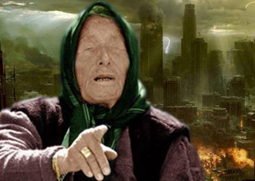 Hé lộ 6 lời tiên tri đáng sợ của bà Vanga về vận mệnh thế giới trong năm 2022 - Ảnh 1.