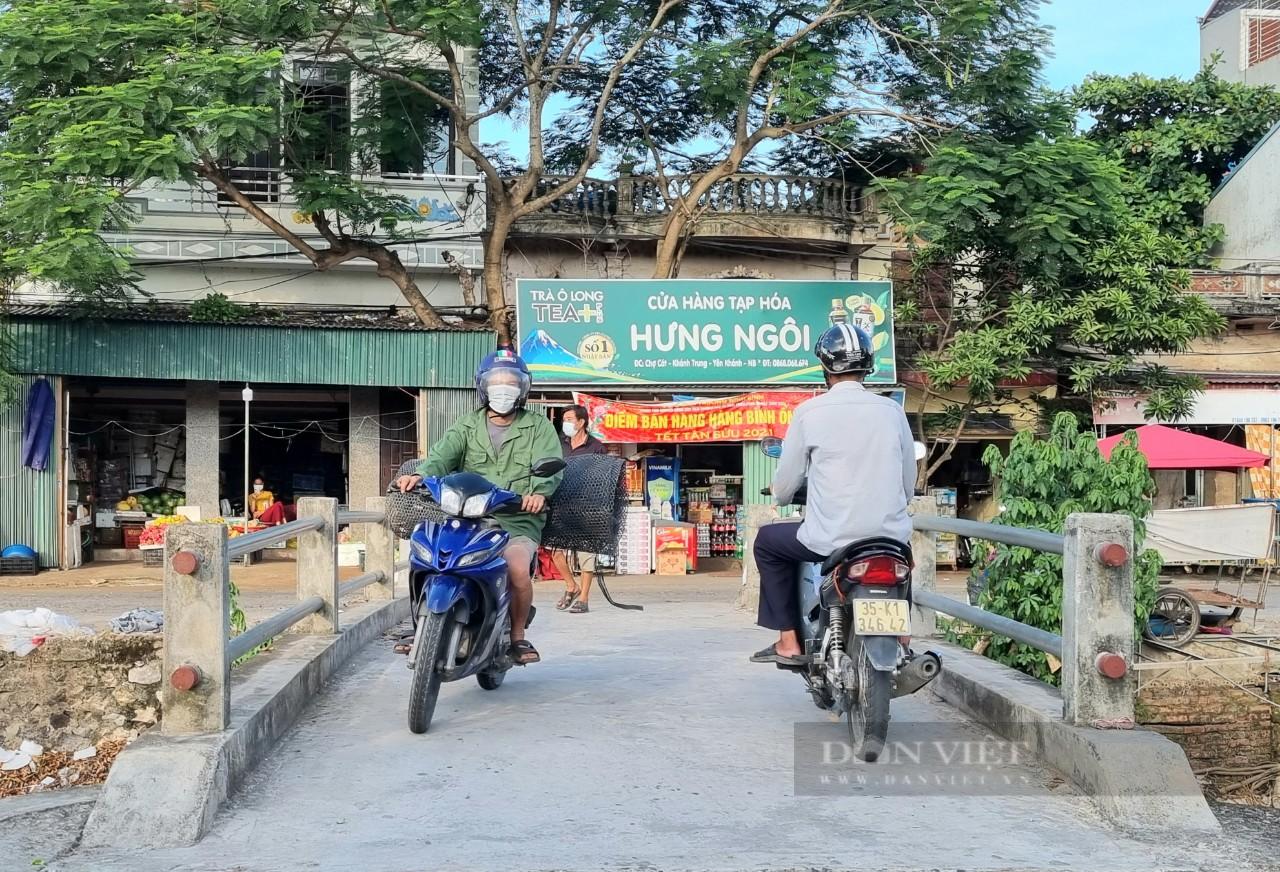"""Ninh Bình: Cảm phục người đàn ông """"thích"""" xây cầu miễn phí người dân đi lại - Ảnh 6."""