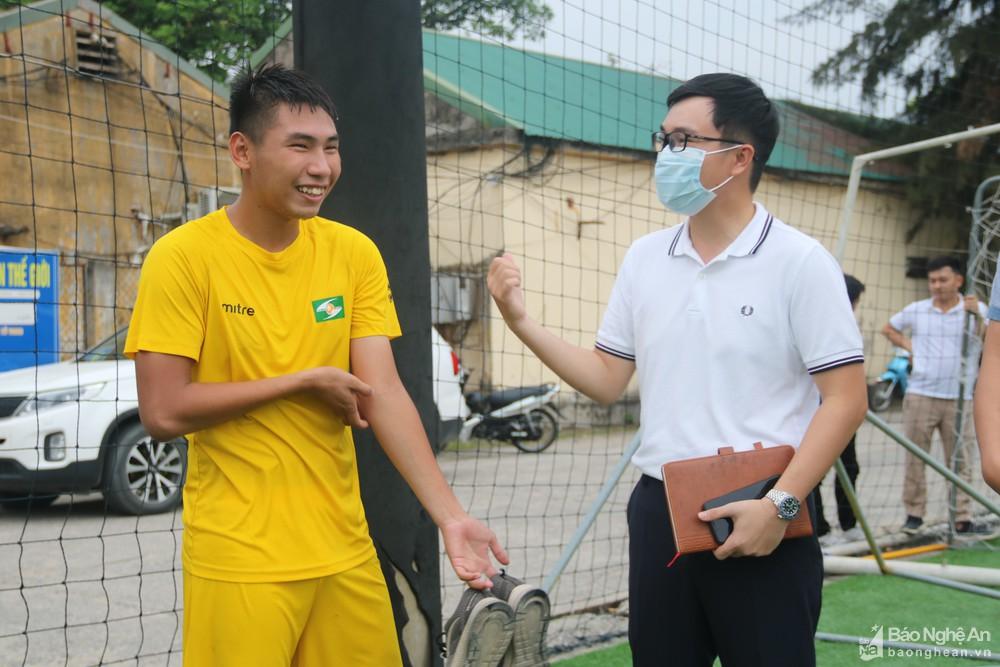 """Ông Trương Mạnh Linh: """"Không ai có thể ép SLNA xuống hạng"""" - Ảnh 3."""