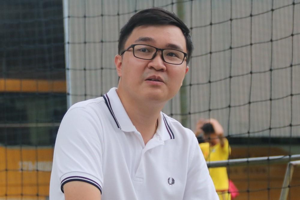 """Ông Trương Mạnh Linh: """"Không ai có thể ép SLNA xuống hạng"""" - Ảnh 1."""