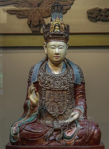 Hoàng Thái hậu Trịnh Thị Ngọc Trúc và bảo vật gần 400 năm - Ảnh 1.