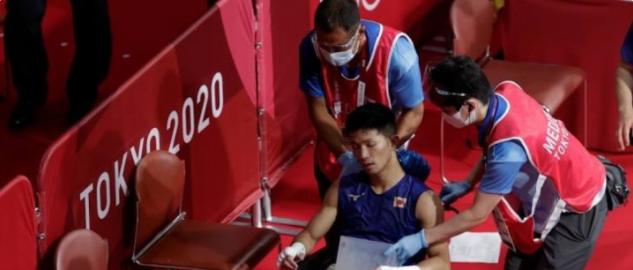 Sự cố Olympic: Bị đánh ngồi xe lăn, võ sĩ Nhật vẫn được xử thắng - Ảnh 4.