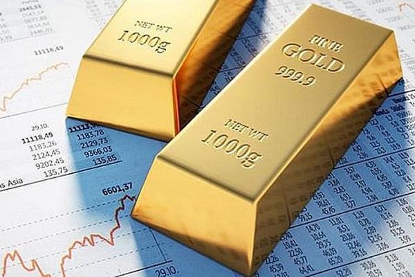 """Giá vàng hôm nay 3/8: Vàng SJC """"bỏ xa"""" giá vàng thế giới  - Ảnh 1."""