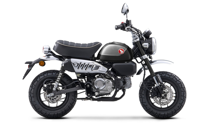 Honda Monkey ABS