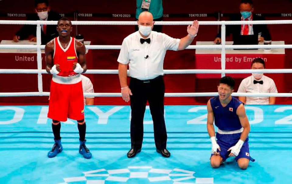 Sự cố Olympic: Bị đánh ngồi xe lăn, võ sĩ Nhật vẫn được xử thắng - Ảnh 3.