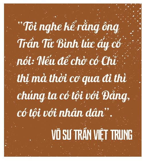 Nhà cách mạng Trần Tử Bình qua lời kể của võ sư Trần Việt Trung: Một cuộc đời như huyền thoại - Ảnh 6.