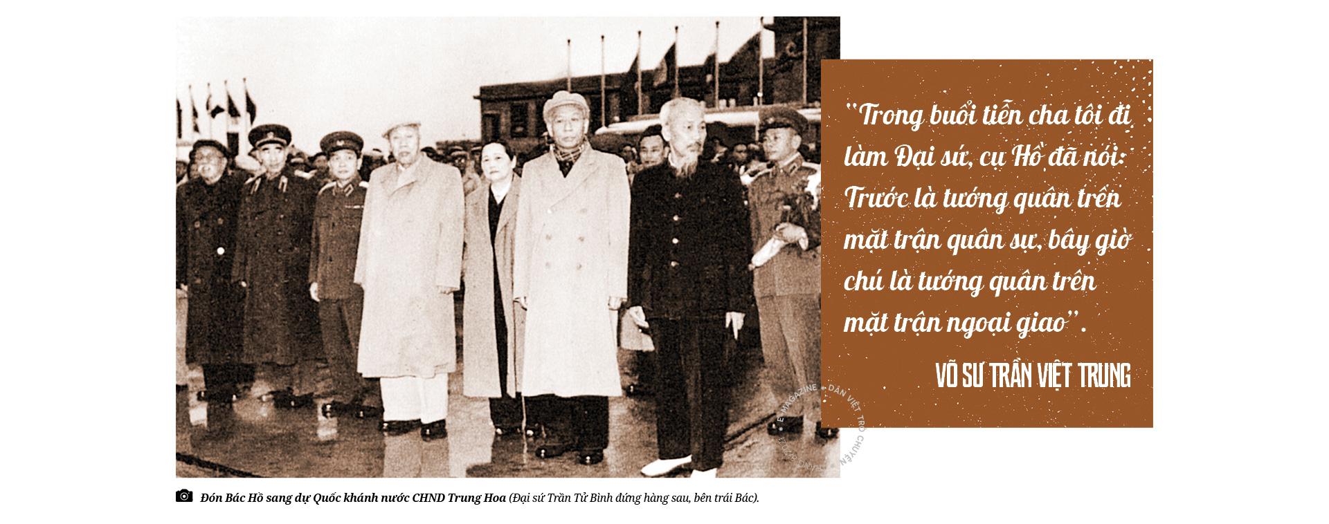 Nhà cách mạng Trần Tử Bình qua lời kể của võ sư Trần Việt Trung: Một cuộc đời như huyền thoại - Ảnh 11.