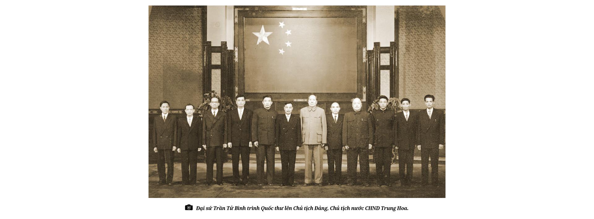 Nhà cách mạng Trần Tử Bình qua lời kể của võ sư Trần Việt Trung: Một cuộc đời như huyền thoại - Ảnh 13.