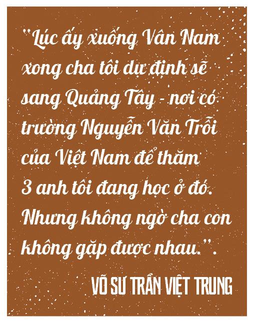 Nhà cách mạng Trần Tử Bình qua lời kể của võ sư Trần Việt Trung: Một cuộc đời như huyền thoại - Ảnh 15.