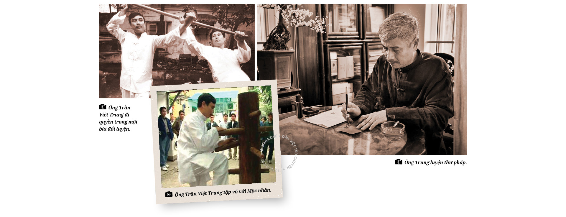 Nhà cách mạng Trần Tử Bình qua lời kể của võ sư Trần Việt Trung: Một cuộc đời như huyền thoại - Ảnh 19.