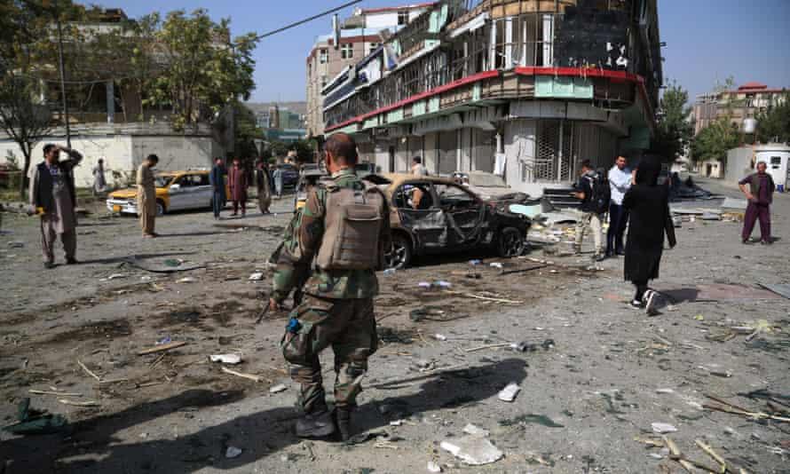 Điều gì sẽ xảy ra sau khi Mỹ rút quân khỏi Afghanistan? - Ảnh 5.