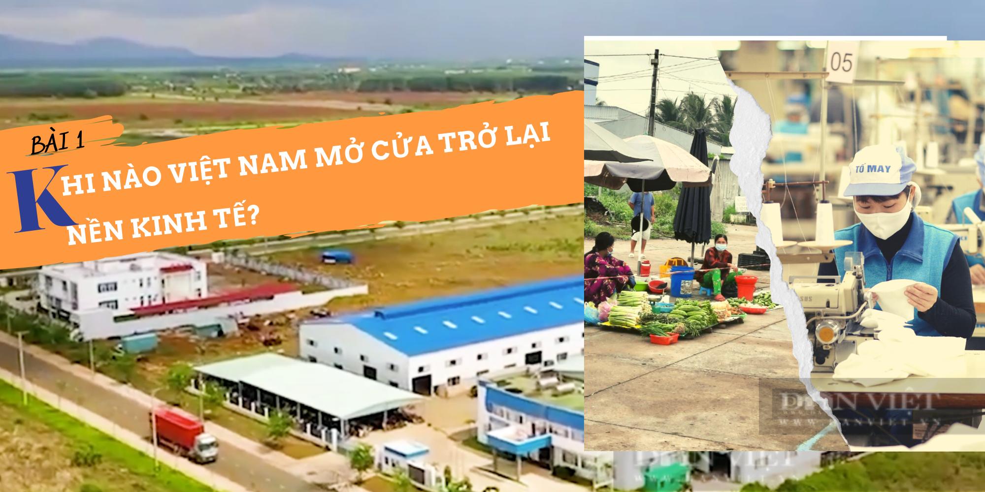 Việt Nam chuẩn bị gì để mở cửa trở lại nền kinh tế sau khi miễn dịch cộng đồng? - Ảnh 3.