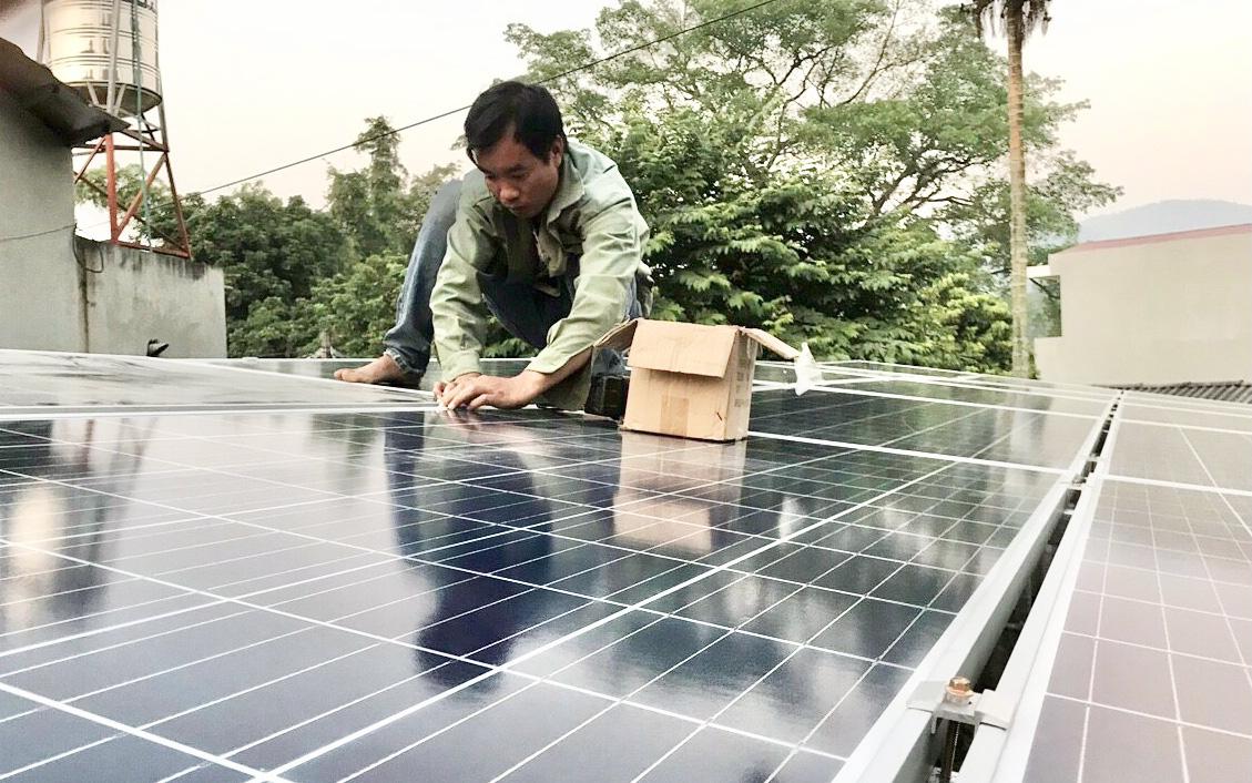 Điện Biên: Điện mặt trời - Giàu tiềm năng, nhiều thách thức