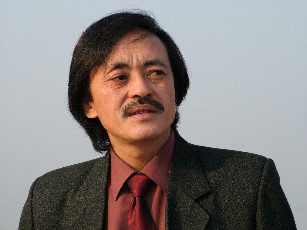 Nghệ sĩ Giang Còi qua đời sau 7 tháng điều trị ung thư hạ họng - Ảnh 1.