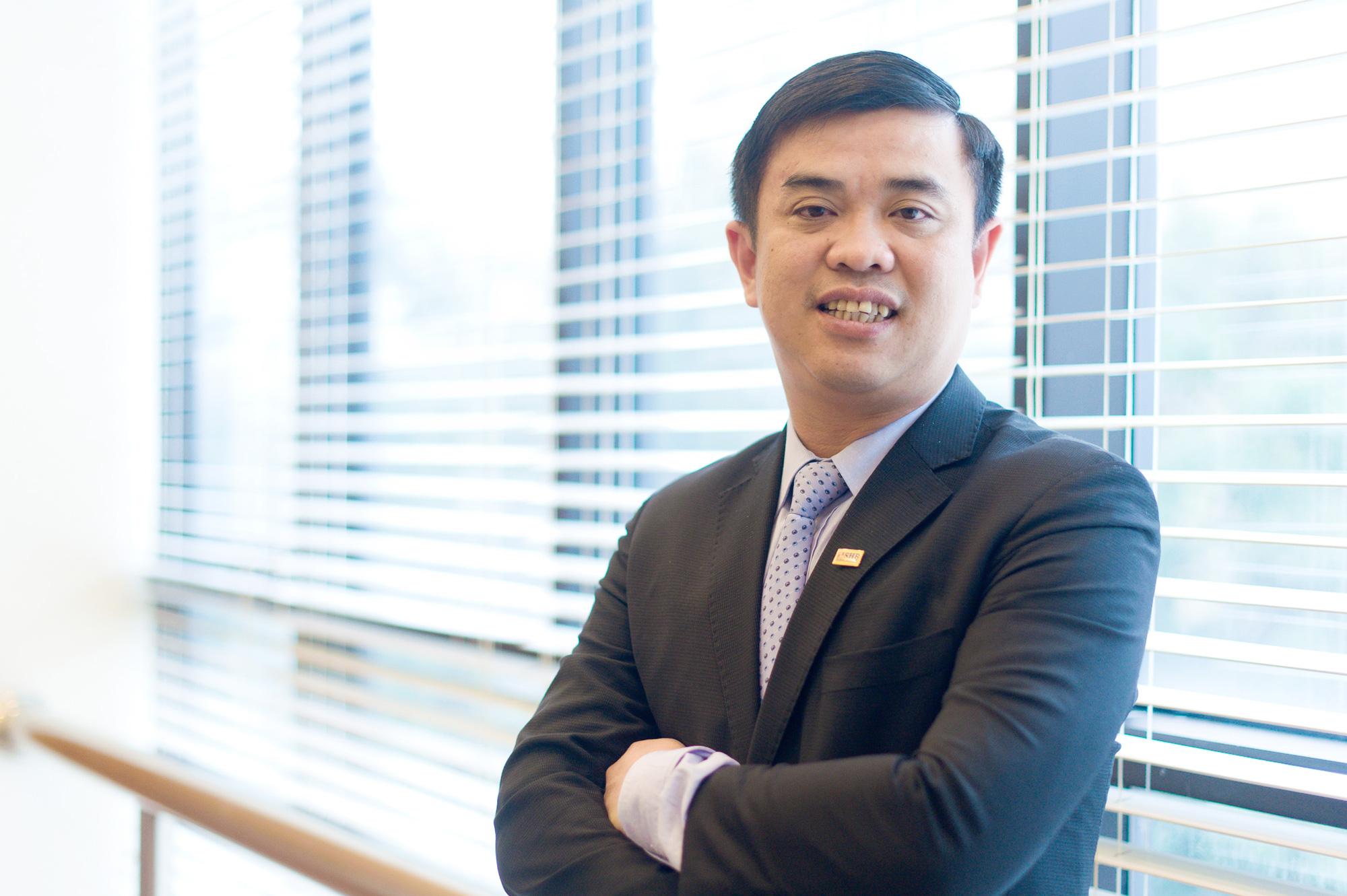 SHB chấp thuận đơn từ nhiệm của Tổng Giám đốc Nguyễn Văn Lê - Ảnh 1.