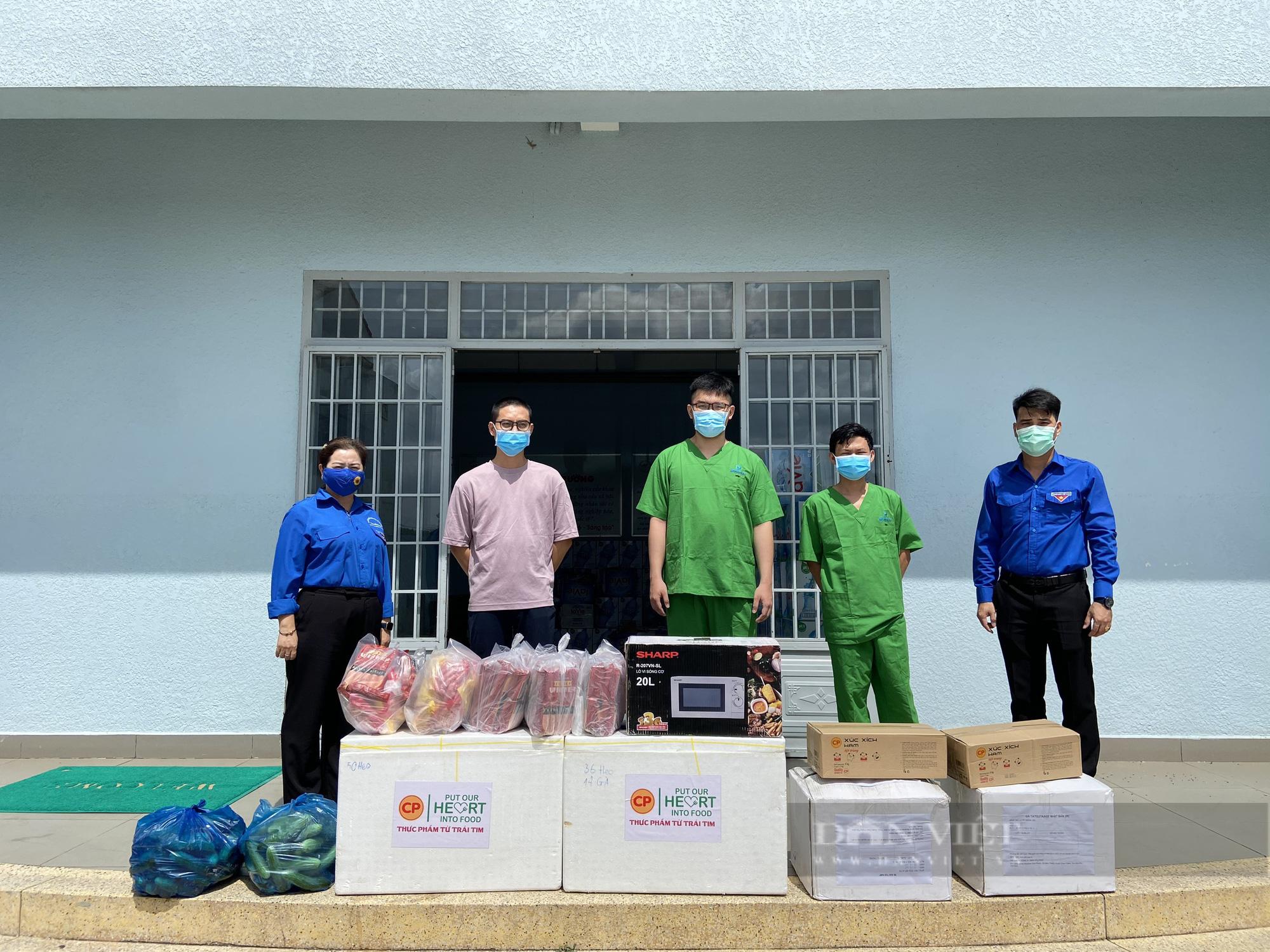 Nam Định chi viện cho Đồng Nai gần 300 nhân lực hỗ trợ công tác phòng chống dịch - Ảnh 1.