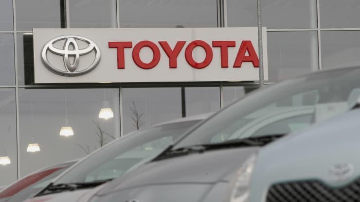 Toyota báo lãi ròng 8,2 tỷ USD trong quý II - Ảnh 1.