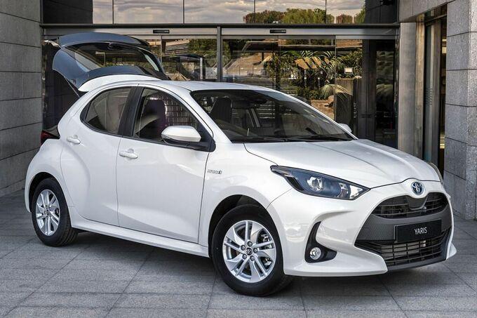 """Toyota Yaris ECOVan sẽ """"trình làng"""" với 2 phiên bản - Ảnh 2."""