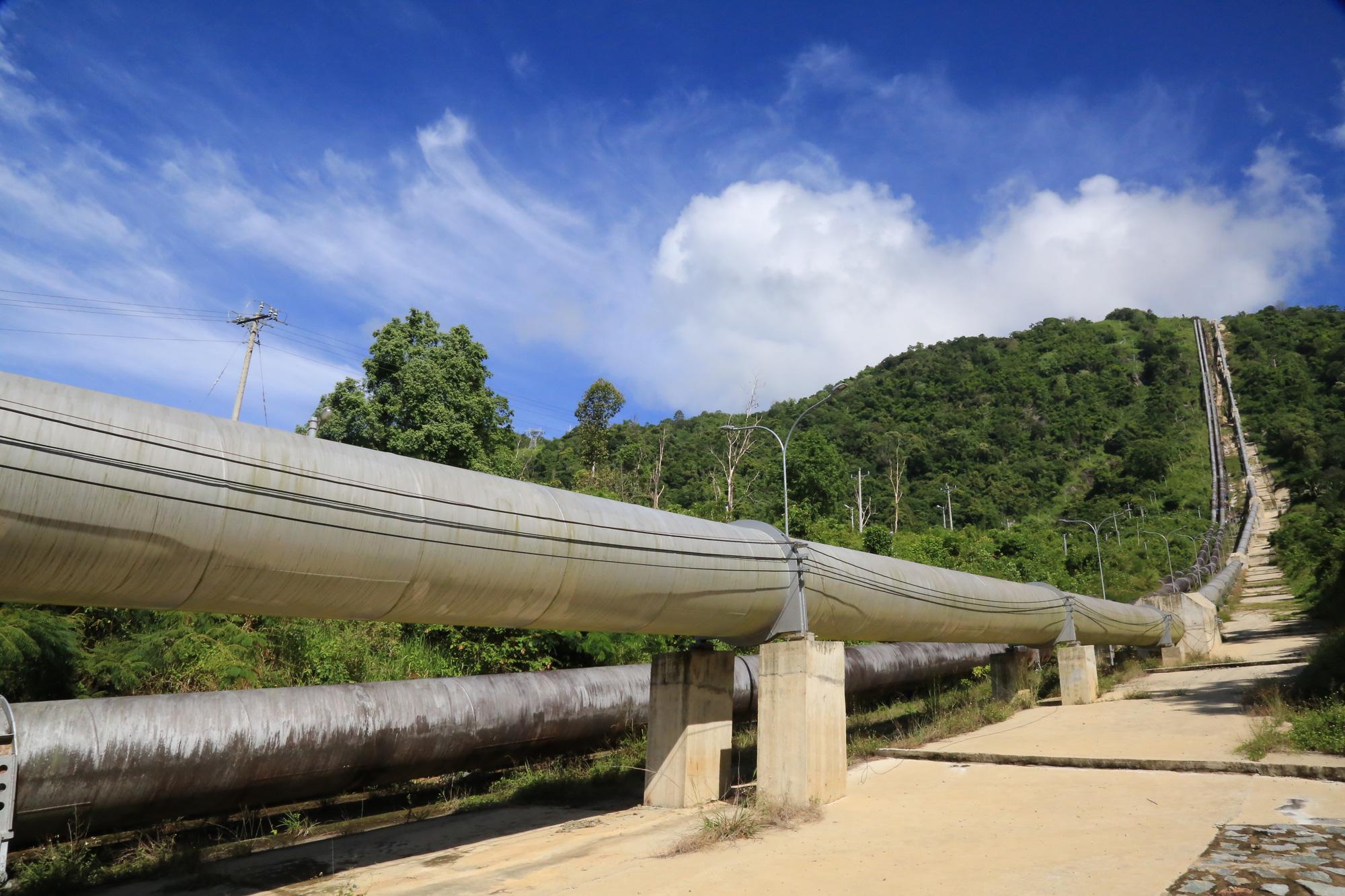 Tổ máy H5 Dự án mở rộng Nhà máy thủy điện Đa Nhim chính thức hoà lưới điện quốc gia - Ảnh 2.