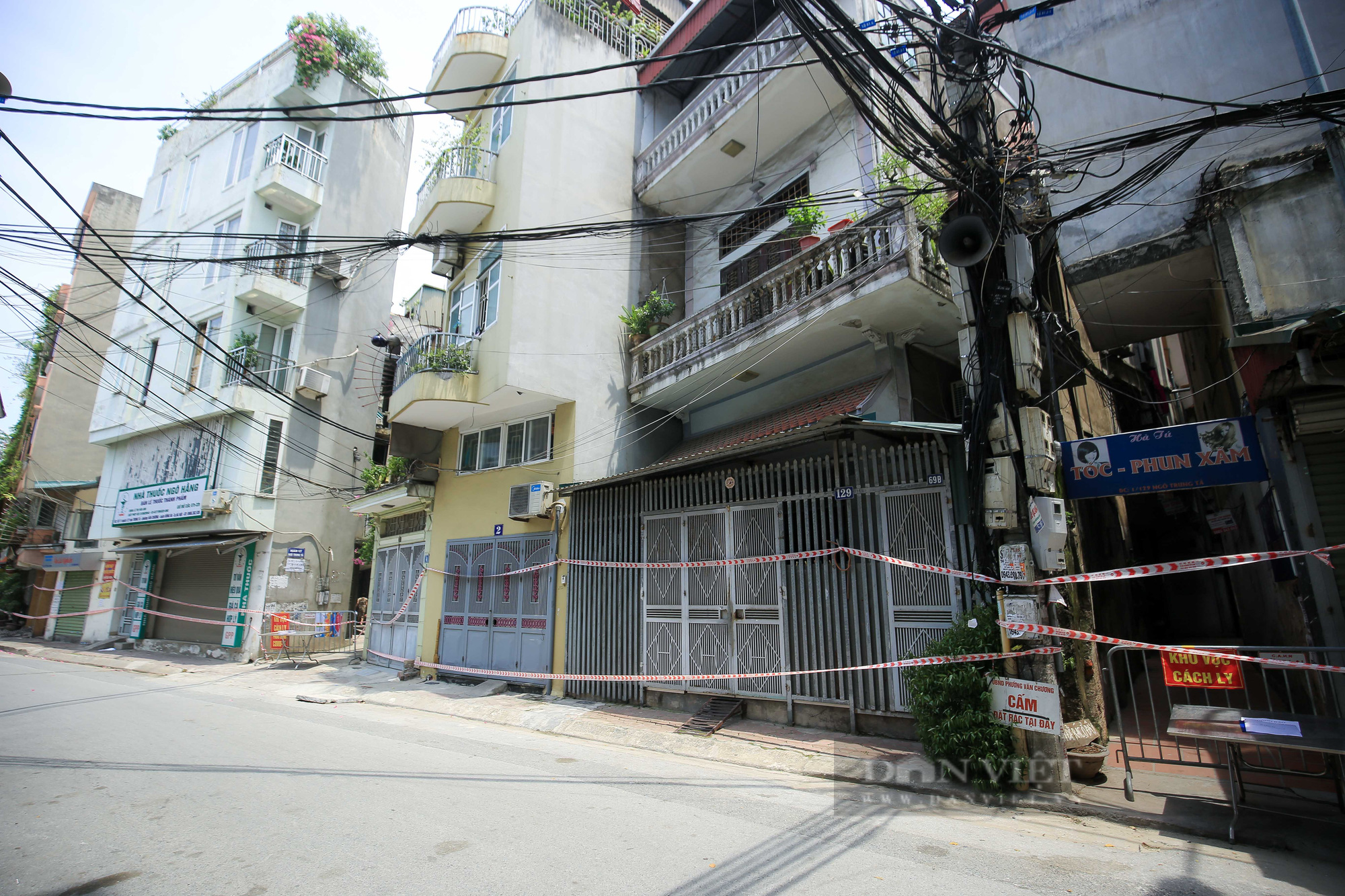 Phong toả 900 hộ dân và 2.800 nhân khẩu tại một phường của Hà Nội - Ảnh 5.