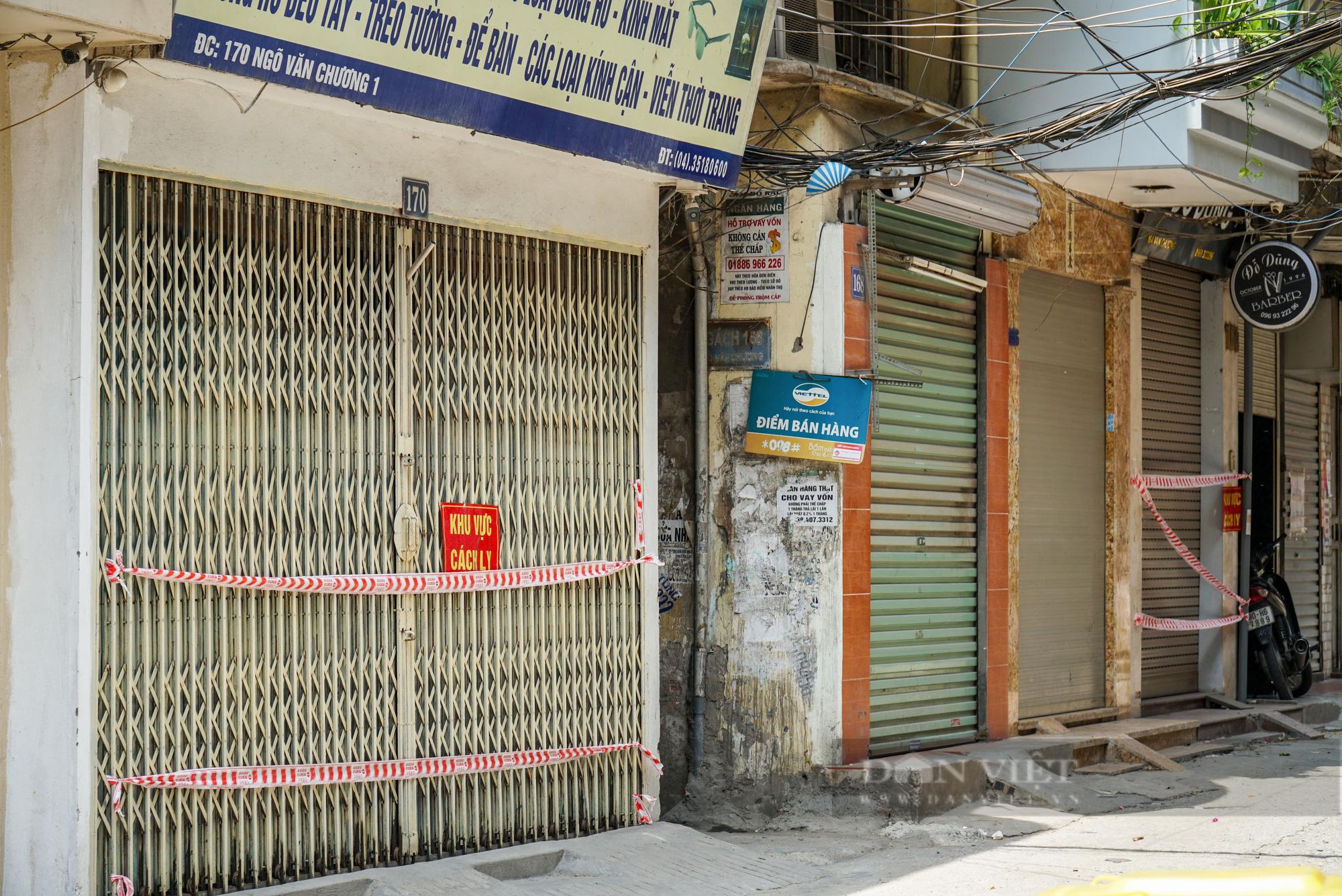 Phong toả 900 hộ dân và 2.800 nhân khẩu tại một phường của Hà Nội - Ảnh 6.