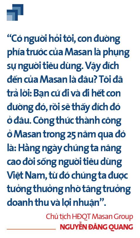 """Masan và tham vọng trở thành """"Walmart Việt Nam""""- nhà bán lẻ hàng đầu trong lĩnh vực tiêu dùng - Ảnh 3."""