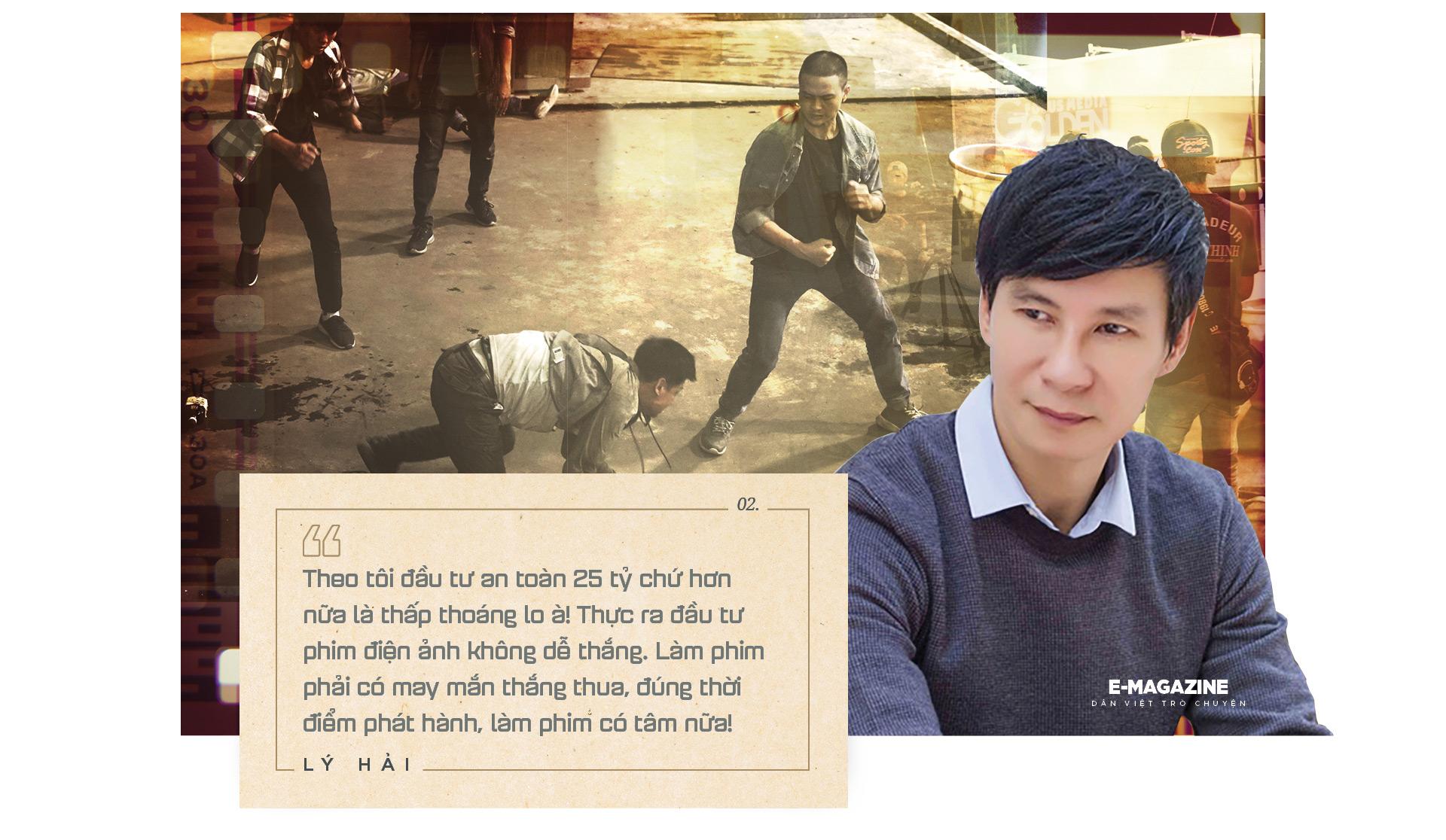 """Lý Hải với series phim """"Lật mặt"""": Doanh thu triệu đô là hãnh diện hay áp lực - Ảnh 3."""