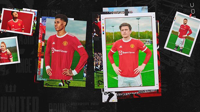 CĐV thất vọng với áo đấu sân nhà của Man United mùa 2021/22 - Ảnh 1.