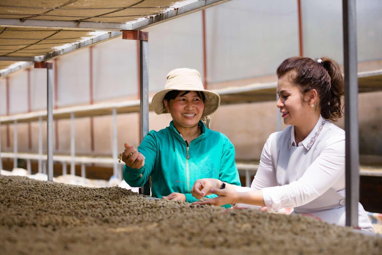 Bà Lê Hoàng Diệp Thảo công bố dự án Happy Farmers cầu nối liên kết với các nhà cung ứng của Việt Nam - Ảnh 4.