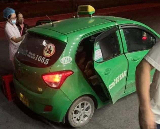 ninh-binh-niem-vui-cua-tai-xe-taxi-giup-san-phu-vuot-can-ngay-tren-xe