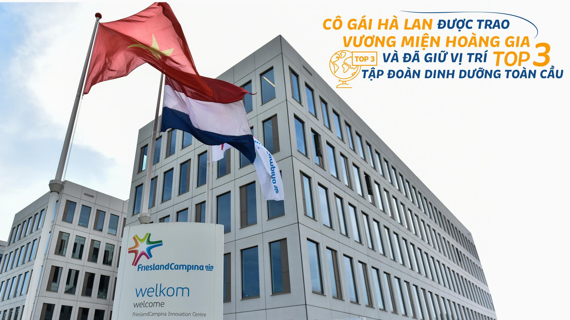 Tập đoàn sở hữu sữa Cô gái Hà Lan nằm trong Top 3 toàn cầu - Ảnh 1.
