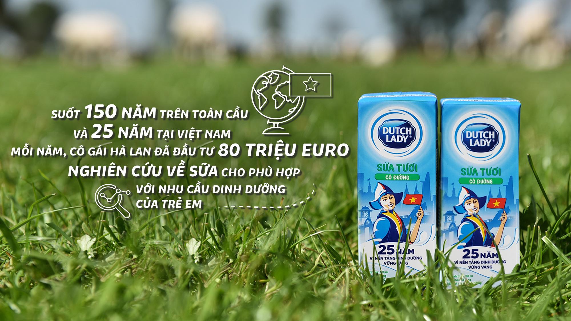 Tập đoàn sở hữu sữa Cô gái Hà Lan nằm trong Top 3 toàn cầu - Ảnh 2.