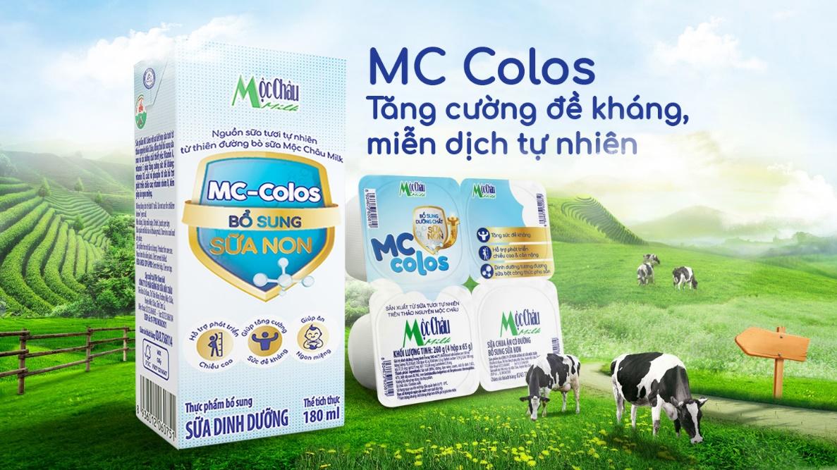 Khám phá bộ đôi sản phẩm mới từ Mộc Châu Milk giúp tăng cường đề kháng cho trẻ - Ảnh 2.