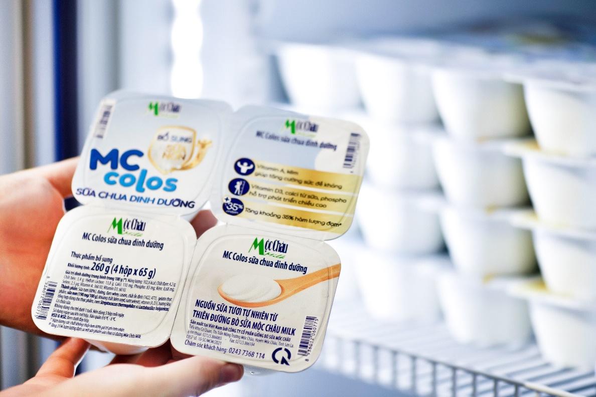 Khám phá bộ đôi sản phẩm mới từ Mộc Châu Milk giúp tăng cường đề kháng cho trẻ - Ảnh 4.