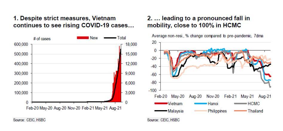 HSBC: Bức tranh tổn thất bắt đầu rõ nét nhưng triển vọng kinh tế Việt Nam trong dài hạn không lu mờ - Ảnh 1.
