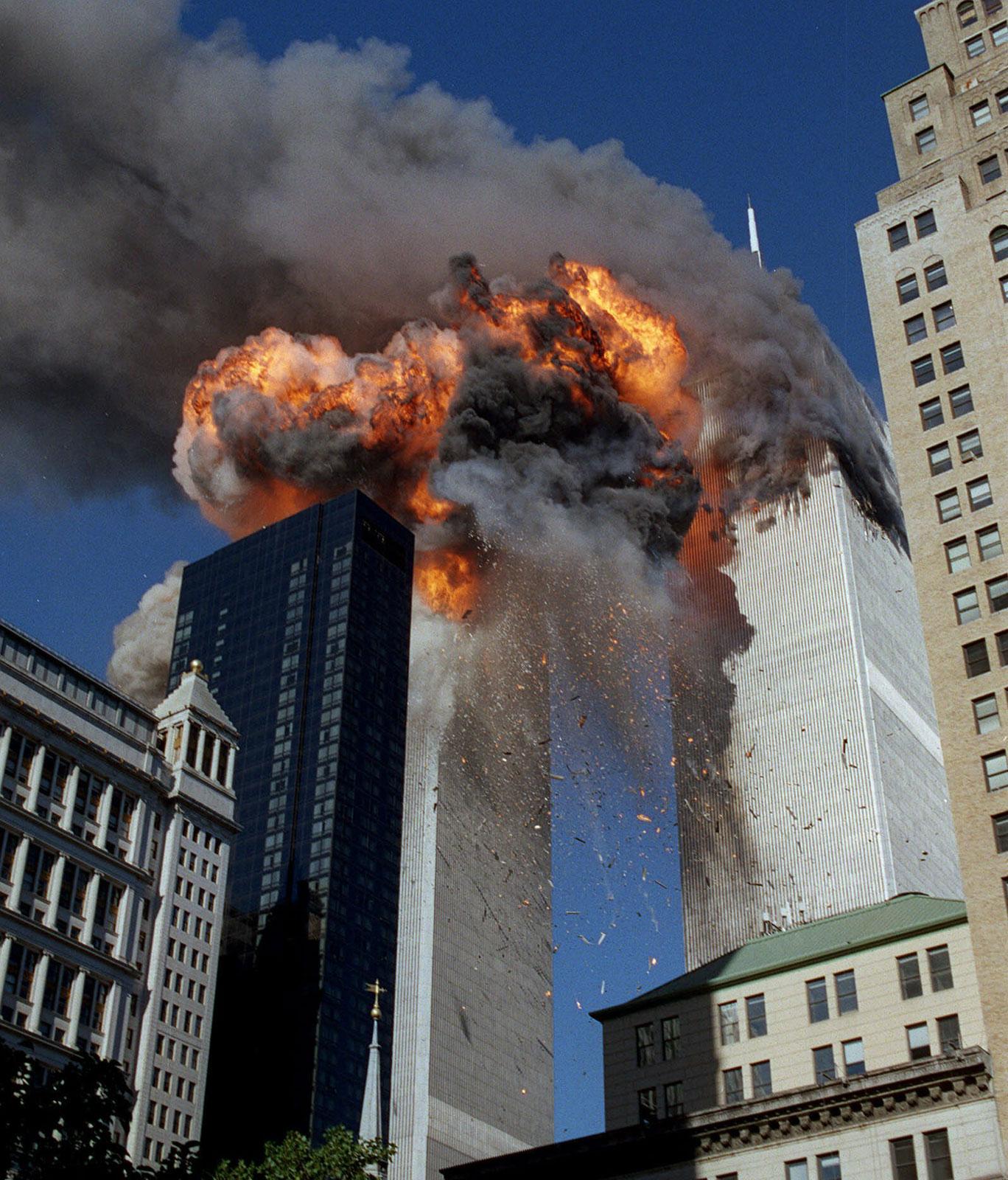 Lời kêu cứu từ vụ khủng bố 11/9 - Ảnh 2.