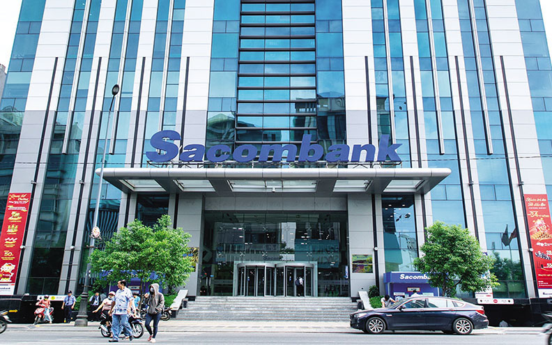 """Những khúc gấp ở Sacombank - Kỳ 1: Người """"hạnh phúc"""" khi cổ phiếu STB tăng giá"""