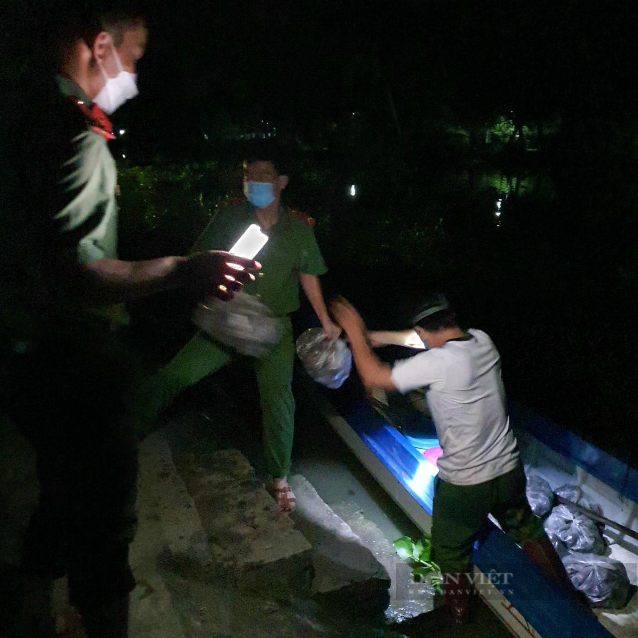 Công an huyện Giồng Riềng giúp nông dân tiêu thụ gần 180 tấn khoai lang - Ảnh 6.