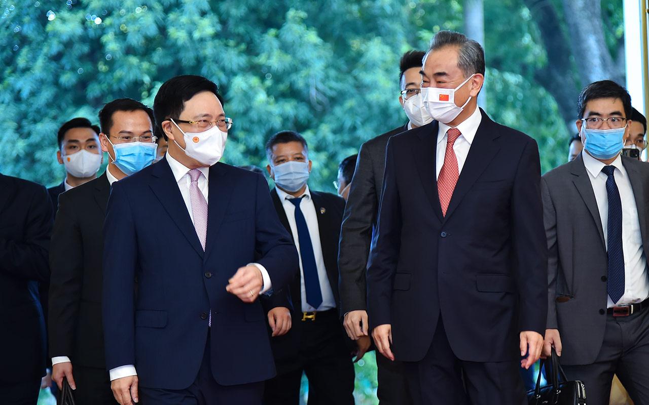 Ngoại trưởng Vương Nghị: Trung Quốc sẽ viện trợ thêm 3 triệu liều vaccine Covid-19 cho Việt Nam