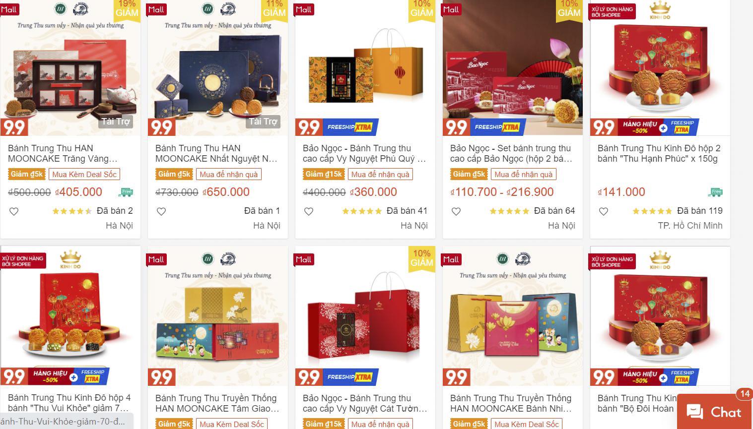 Thị trường bánh trung thu ảm đạm, cơ sở sản xuất loay hoay tìm kênh online - Ảnh 8.