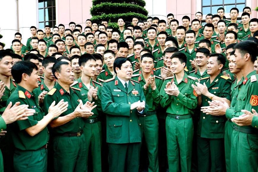 Chuyện Đại tướng Phùng Quang Thanh chọn Chỉ huy làm đường tuần tra biên giới - Ảnh 4.