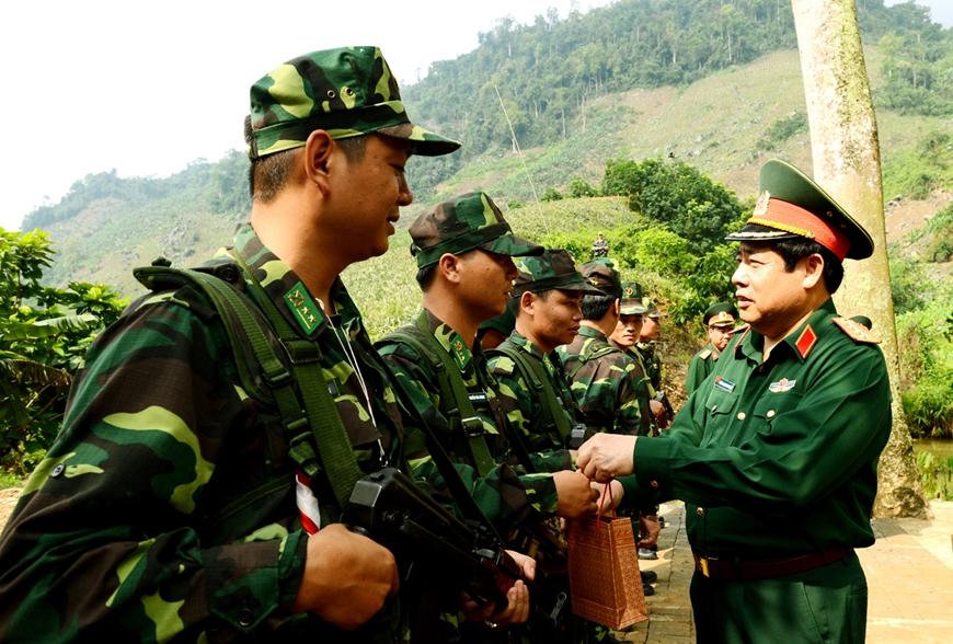 Chuyện Đại tướng Phùng Quang Thanh chọn Chỉ huy làm đường tuần tra biên giới - Ảnh 5.