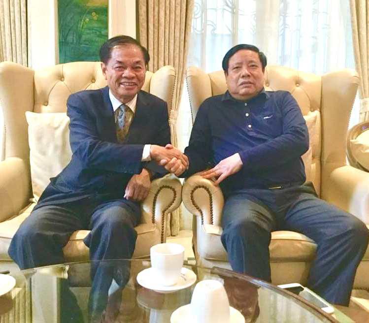 Chuyện Đại tướng Phùng Quang Thanh chọn Chỉ huy làm đường tuần tra biên giới - Ảnh 1.