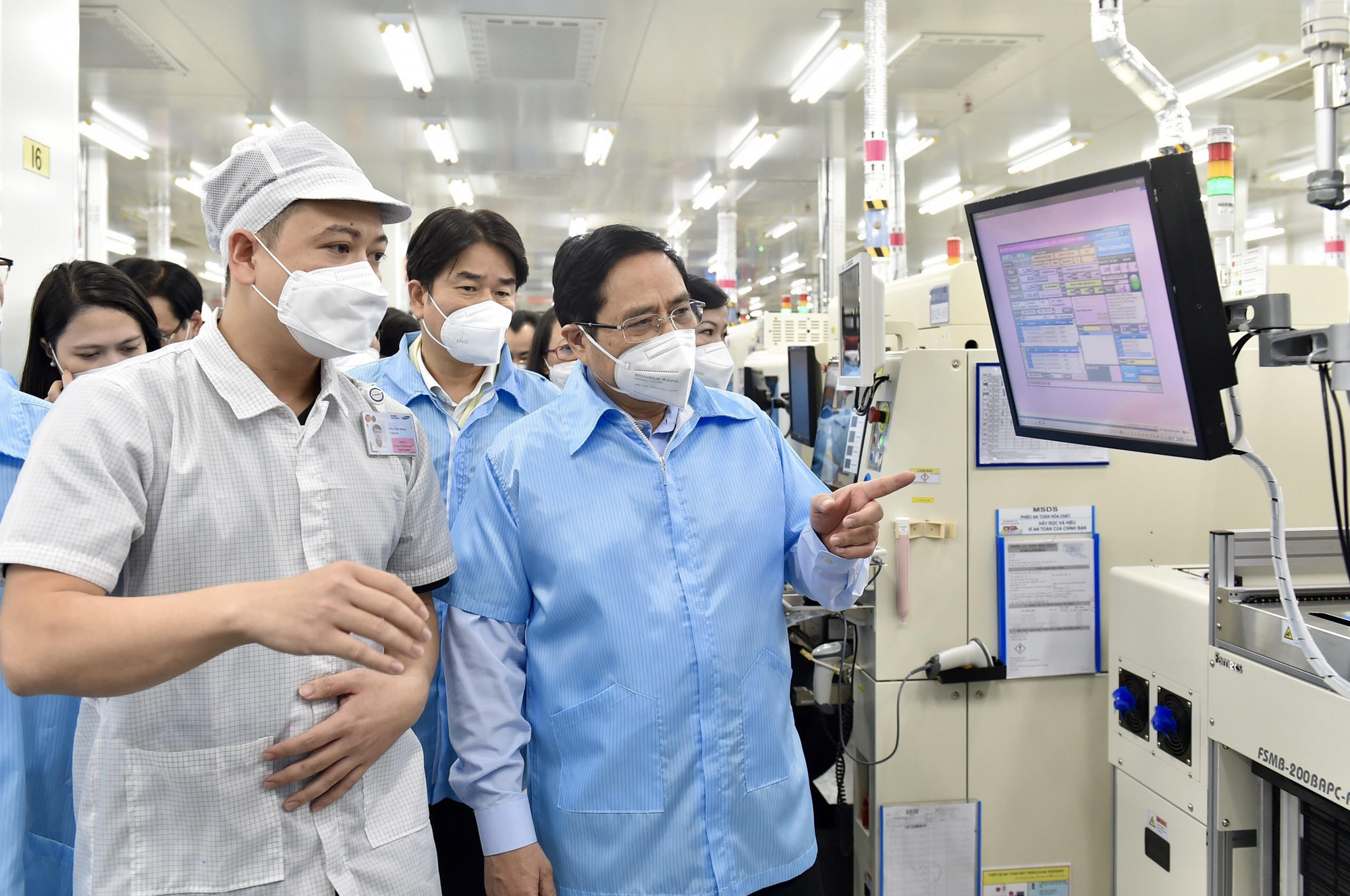 """Sức khỏe các """"ông lớn"""" FDI hàng đầu thế giới tại Việt Nam hiện ra sao? - Ảnh 1."""