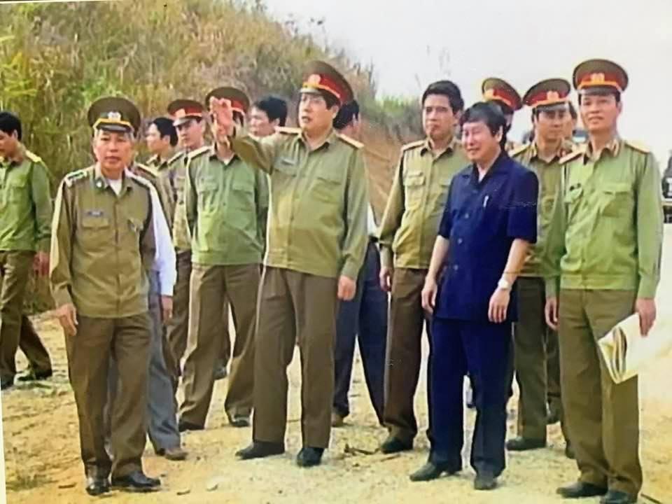 Chuyện Đại tướng Phùng Quang Thanh chọn Chỉ huy làm đường tuần tra biên giới - Ảnh 3.
