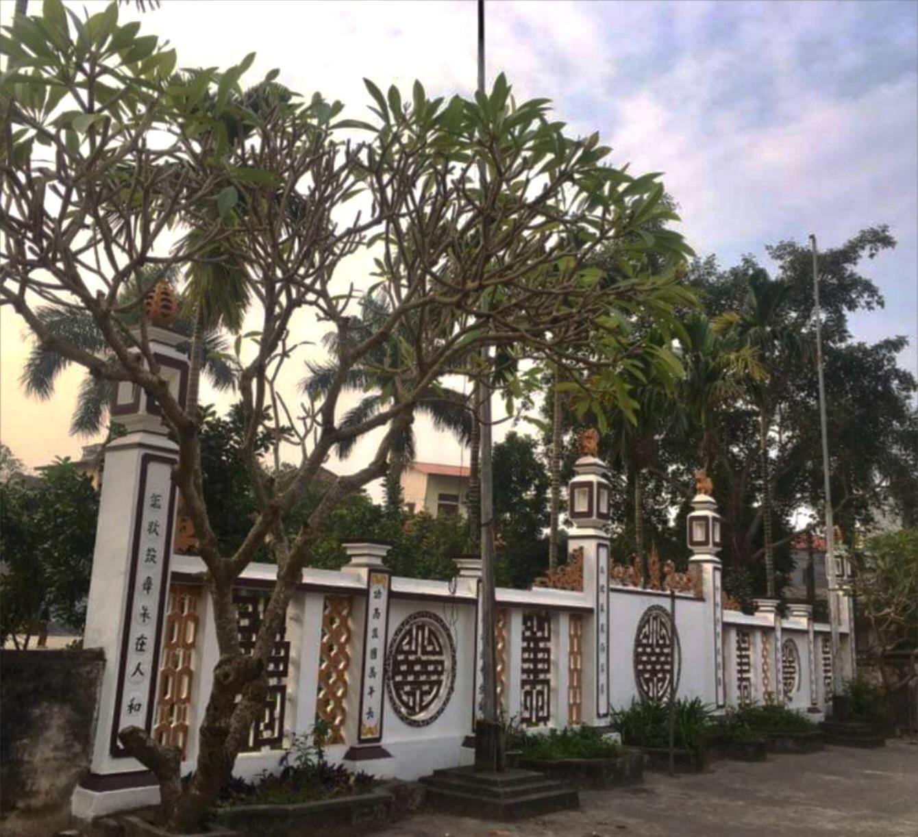 """""""Đột nhập"""" ngôi đình Sào Long hơn 100 tuổi ở Ninh Bình - """"chứng nhân"""" bao thăng trầm lịch sử - Ảnh 1."""