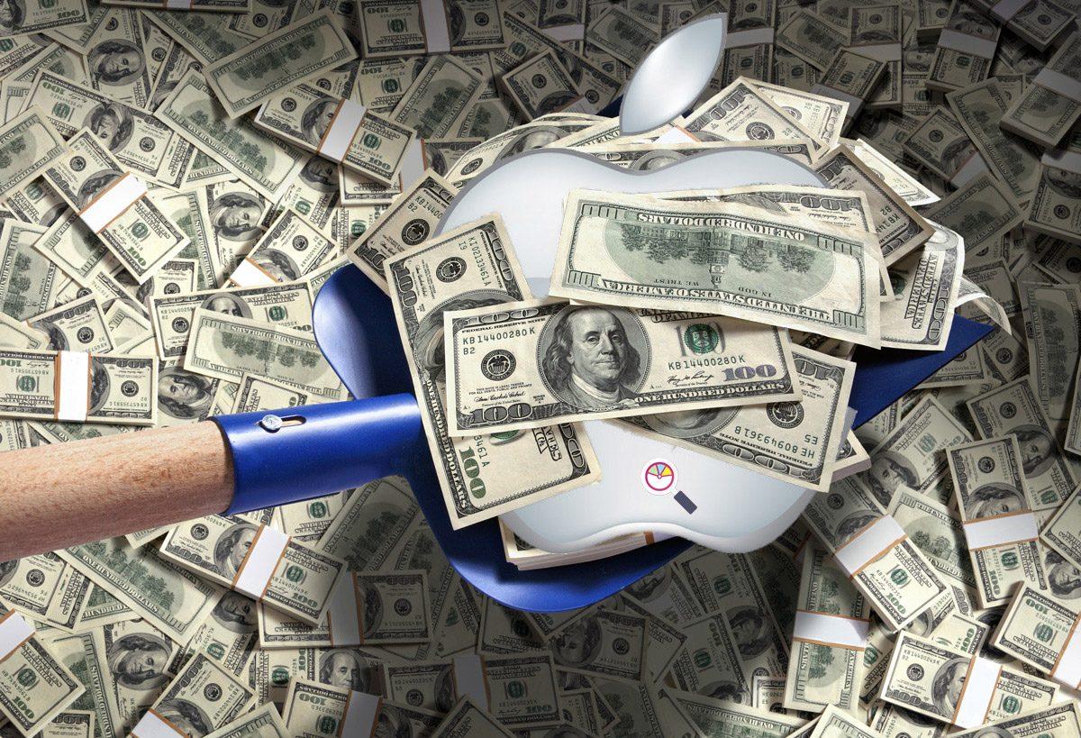 Apple, luôn có những bước đúng không ngoan dù cho ở trong bối cảnh nào. Ảnh: @AFP.