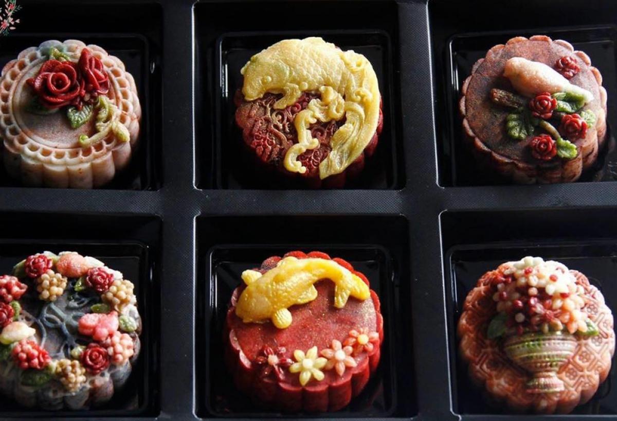 Thị trường bánh trung thu 2021: Những mẫu bánh độc đáo từ trong ra ngoài trước nay chưa từng có - Ảnh 7.