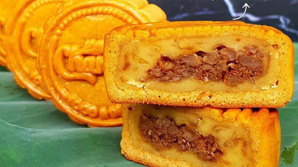 Thị trường bánh trung thu 2021: Những mẫu bánh độc đáo từ trong ra ngoài trước nay chưa từng có - Ảnh 11.